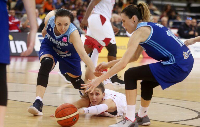 Ολυμπιακός-Κουρσκ 67-73: Την κοίταξε στα μάτια