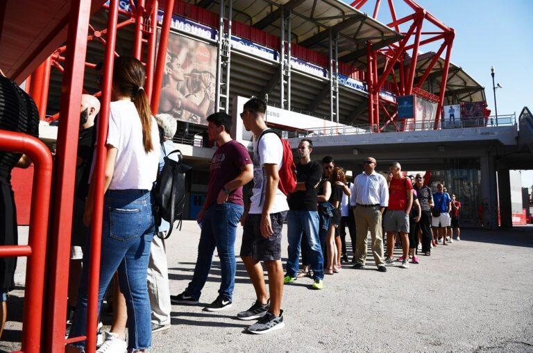 Ολυμπιακός – Παναθηναϊκός: Ξεκίνησε η διάθεση των εισιτηρίων