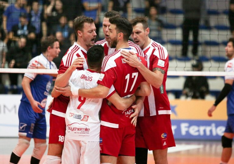 Volley League: Το μοναδικό ρεκόρ των 33 σερί νικών του Ολυμπιακού