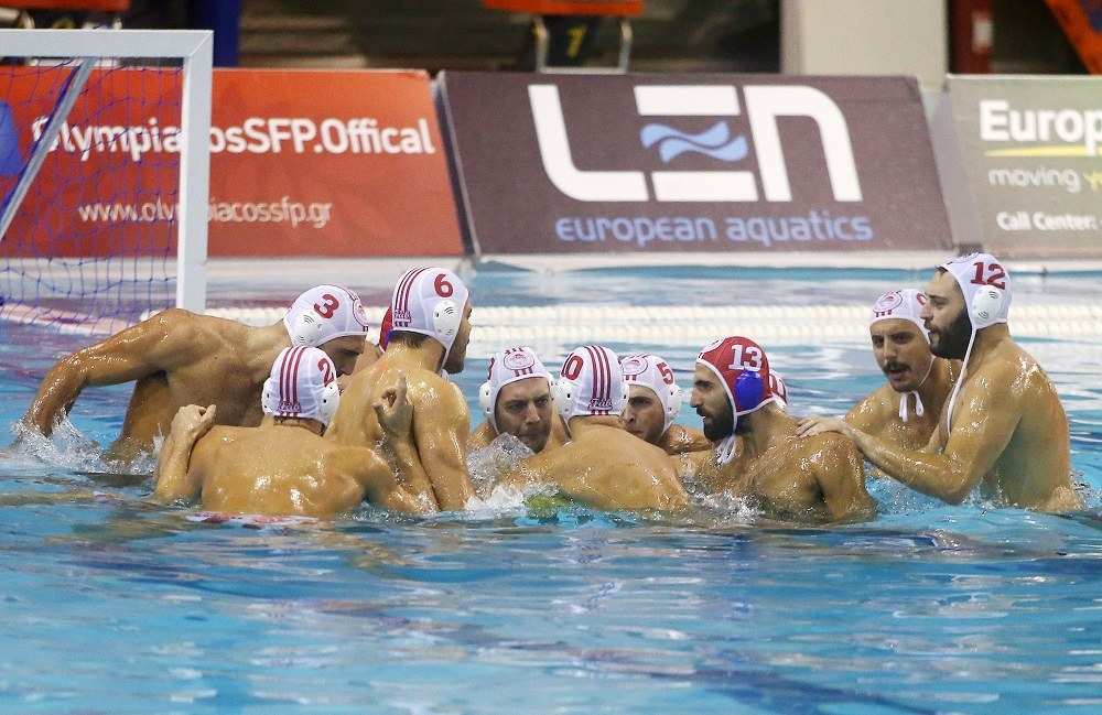 Ολυμπιακός – Σπαντάου 11-4: Πρώτη νίκη από την άμυνα