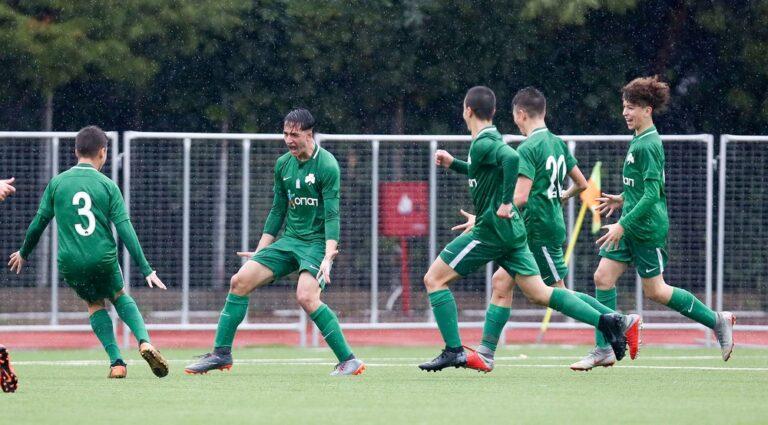 Super League Κ15: ΑΕΚ-Παναθηναϊκός 0-3