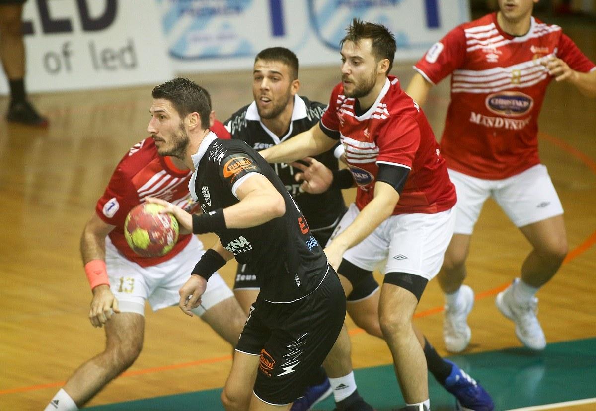 Handball Premier: Εύκολη αποστολή για ΠΑΟΚ