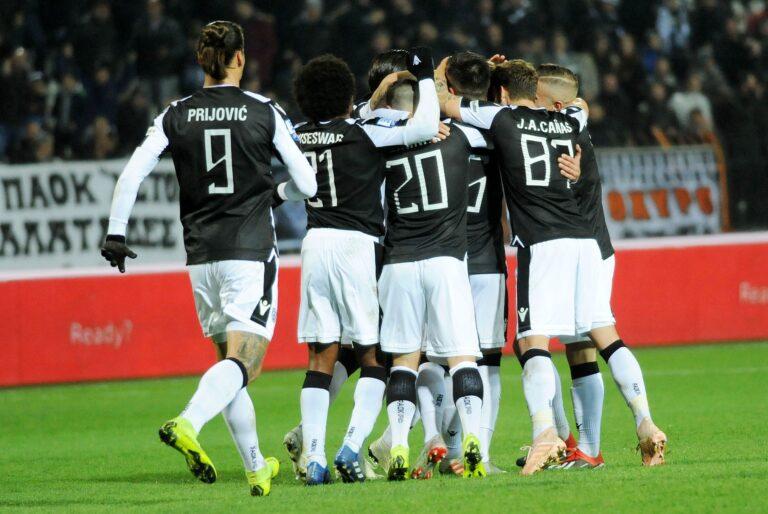 Europa League: Έτσι περνάει ο ΠΑΟΚ