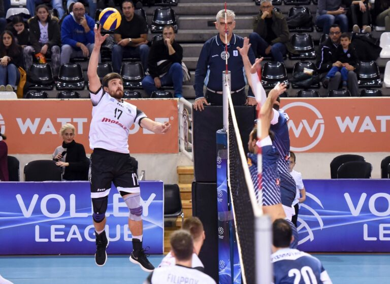 Volley League: Πήρε… φόρα ο ΠΑΟΚ