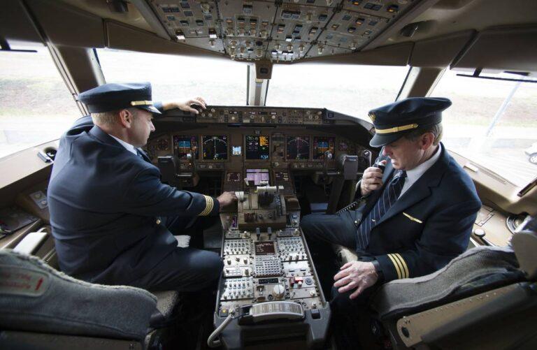 Πιλότοςσυνελήφθη μεθυσμένος