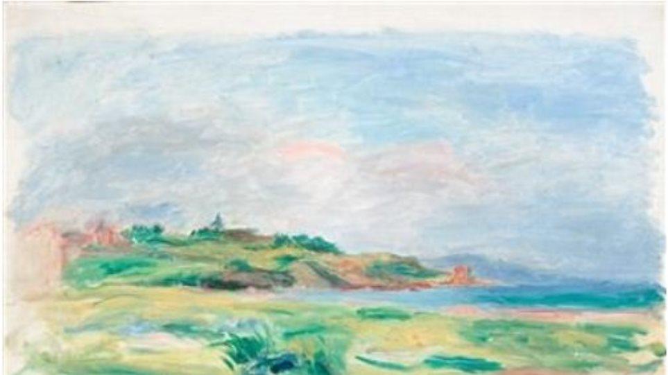 Βιέννη: Έκλεψαν πίνακα του Ρενουάρ αξίας 131.000 δολαρίων (pics)