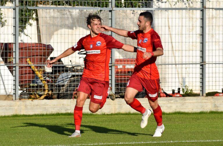 Football League: Σεφτέ για ΑΟΧ Κισσαμικό, 2-0 τον Ηρόδοτο