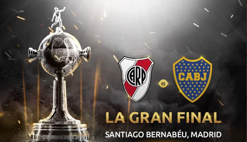 Επίσημο: Στη Μαδρίτη ο δεύτερος τελικός του Libertadores!