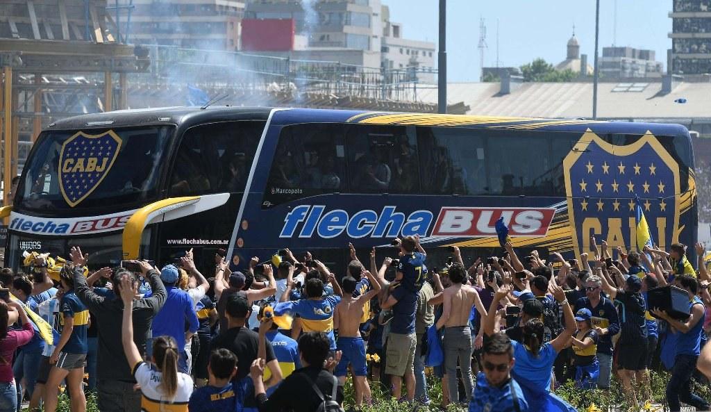 Ρίβερ-Μπόκα: Η FIFA απείλησε την Μπόκα, ο τελικός αρχίζει στις 00:15
