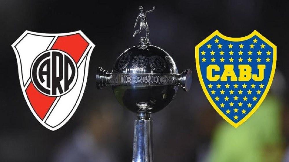 Για πρώτη φορά τελικός Copa Libertadores με Ρίβερ – Μπόκα
