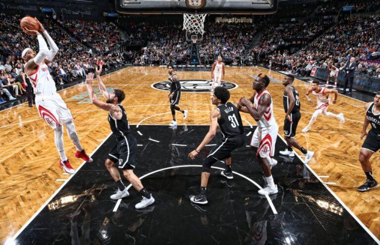Δύσκολη νίκη για τους Ρόκετς χωρίς Χάρντεν – Όλα τα αποτελέσματα του NBA (vids)