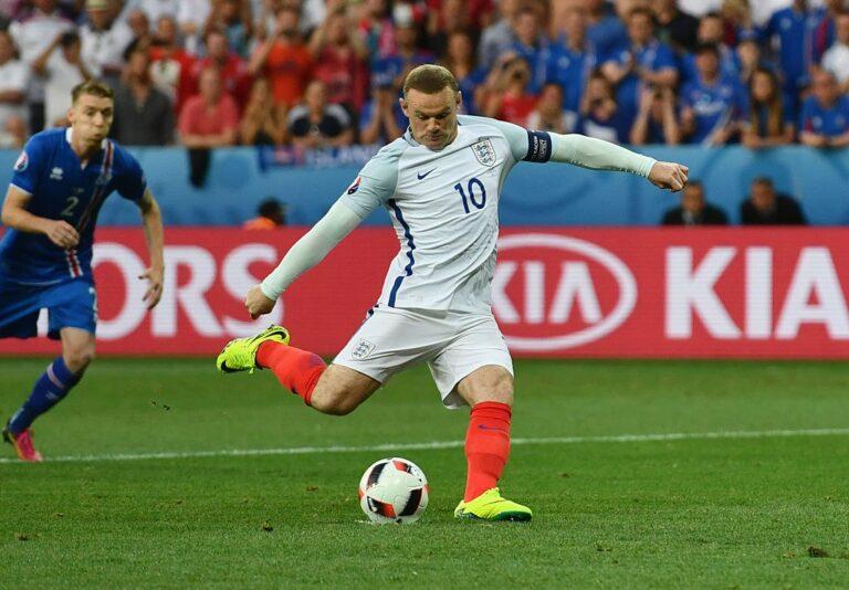 Ο Ρούνεϊ λέει αντίο στην εθνική Αγγλίας