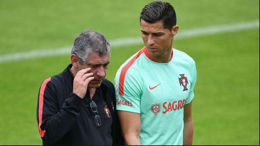 """Σάντος: """"Ο Ρονάλντο αξίζει τη Χρυσή Μπάλα"""""""