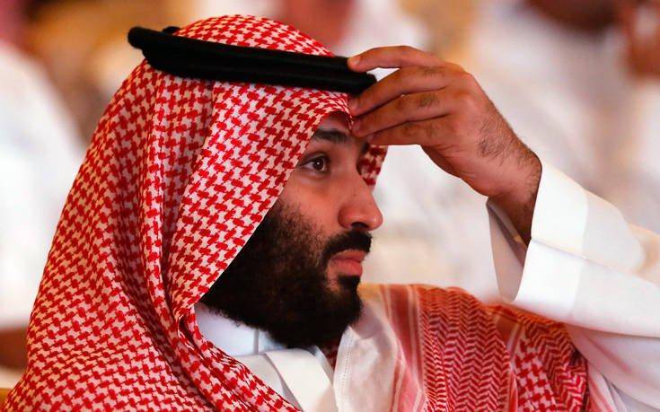 Επαφές του Σαουδάραβα διαδόχου με τον Βρετανό απεσταλμένο
