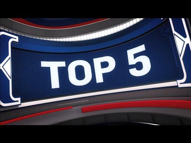 Ο Τζέιλεν Μπράουν στη κορυφή του Top-5 (vid)