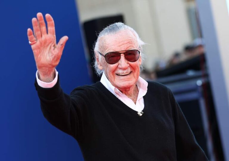 Πέθανε ο Stan Lee!