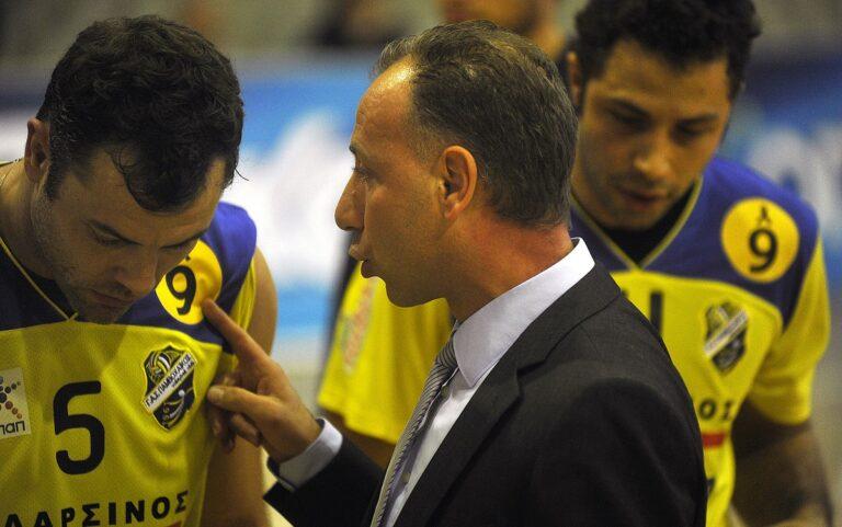 Ο Ζαλμάς νέος προπονητής στη Κηφισιά