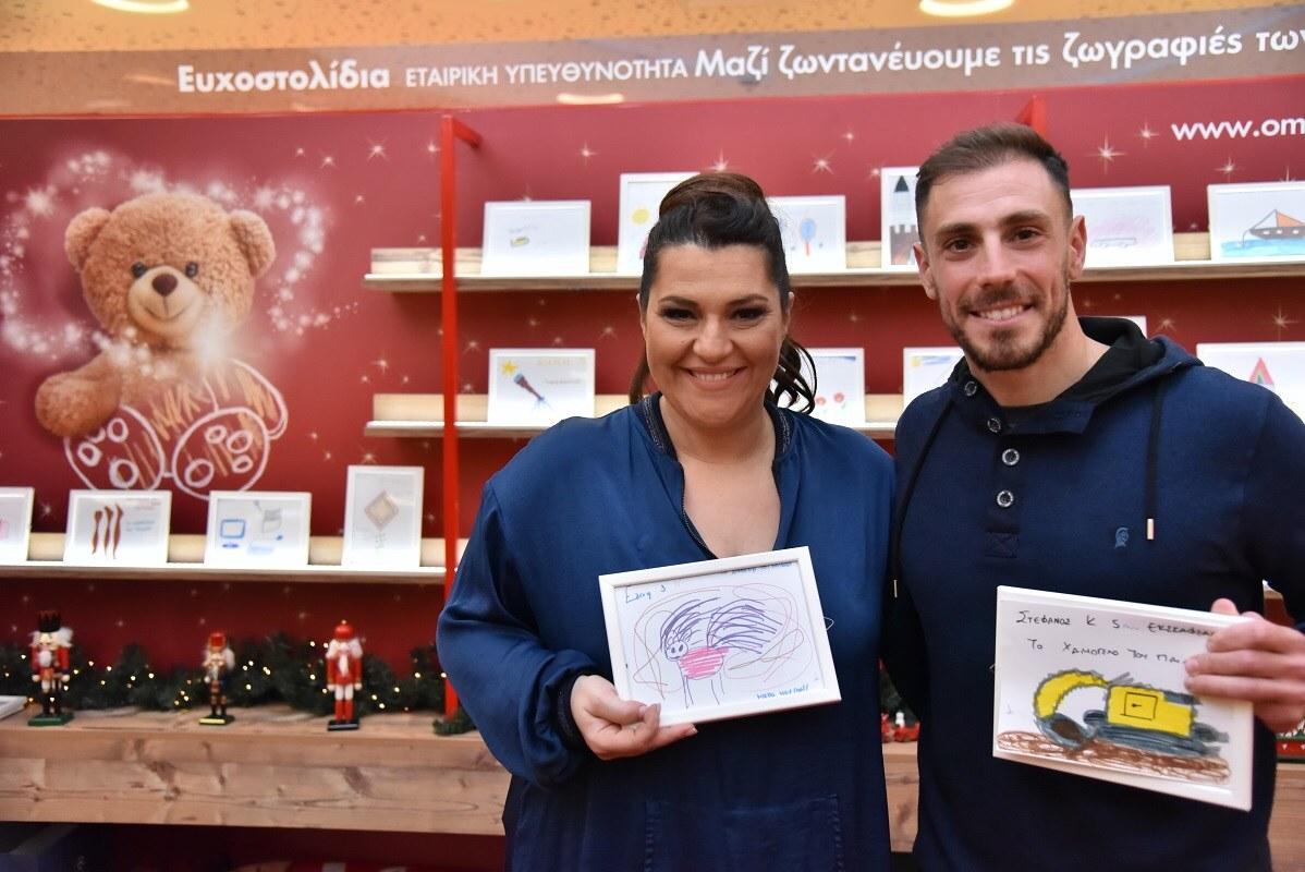 Τι «μαγειρεύουν» Κατερίνα Ζαρίφη και Γρηγόρης Σουβατζόγλου μαζί στοRiver West;