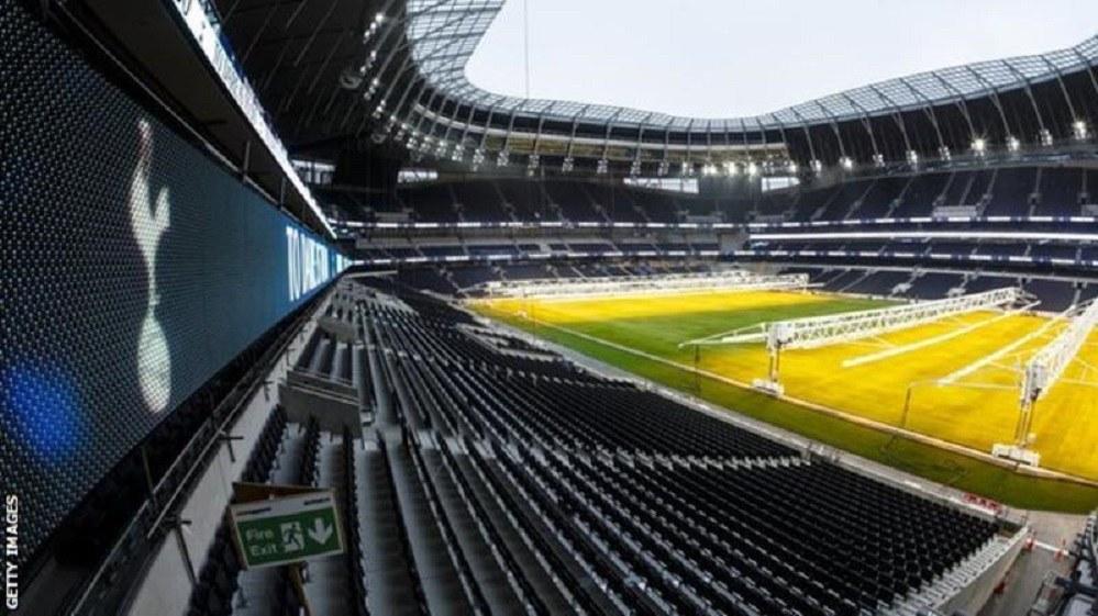 Τότεναμ : 6 χιλιάδες φίλοι της θα δουν από μέσα το νέο γήπεδο
