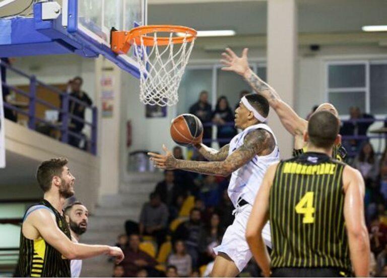 Basket League: Ντέρμπι «επιβίωσης» το Κύμη-Άρης