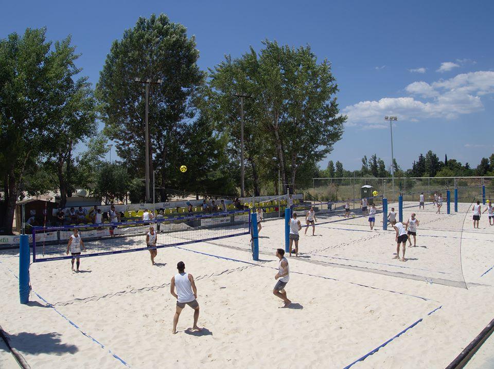 Ο Μουρούτσος σε ευρωπαϊκό τουρνουά Foot Volley (pic)