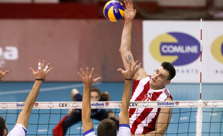 Ολυμπιακός: Και επίσημα Αλεξίεφ