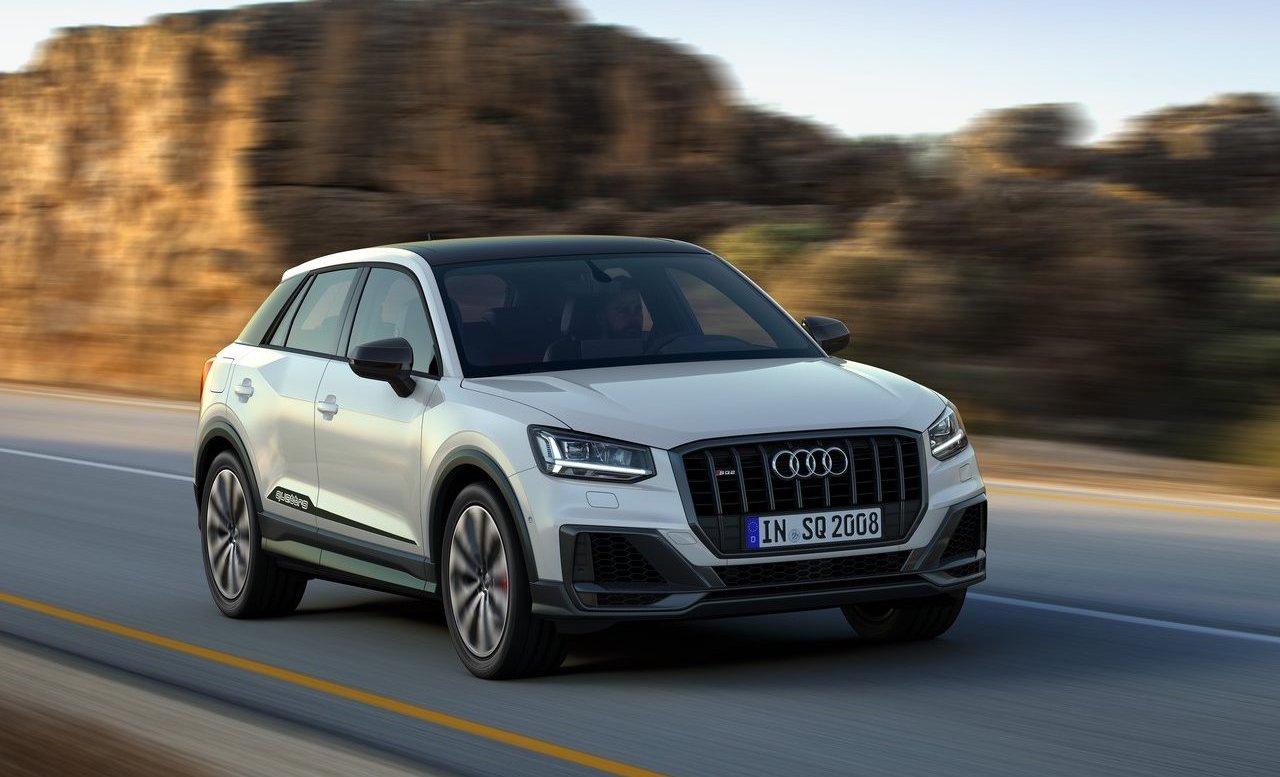 To νέο Audi SQ2 παντρεύει τα μηχανικά του S3 με το εκτός δρόμου αμάξωμα