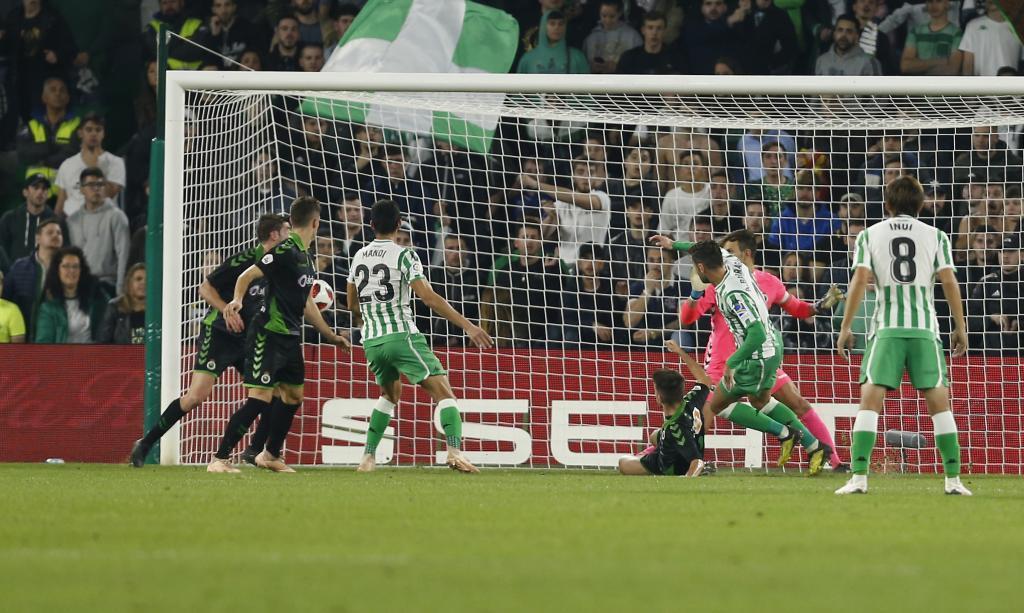 Copa del Rey: Πέρασε με… περίπατο η Μπέτις
