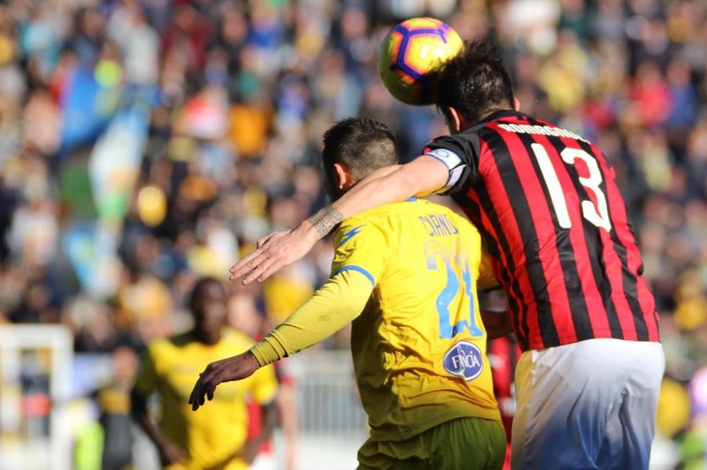 Φροζινόνε – Μίλαν 0-0: Ξανά «άσφαιροι» οι «ροσσονέρι» (vid)
