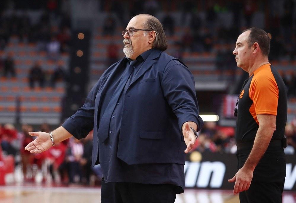 Euroleague: Η Μπούντουτσνοστ απέλυσε τον Ντζίκιτς!