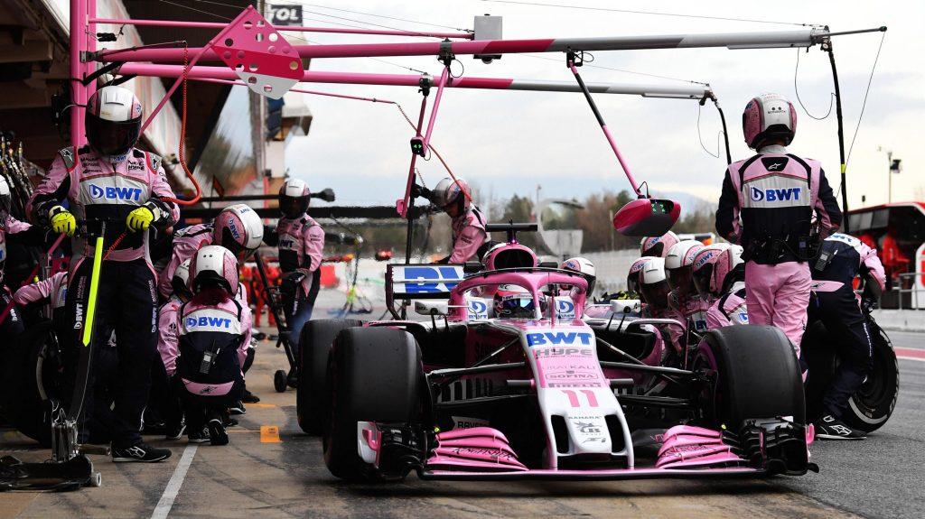 """""""Τέλος"""" η Force India, πλέον Racing Point!"""