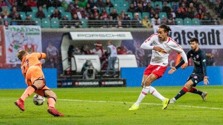 Λειψία: «Πετάει» εντός έδρας, 4-1 τη Μάιντς