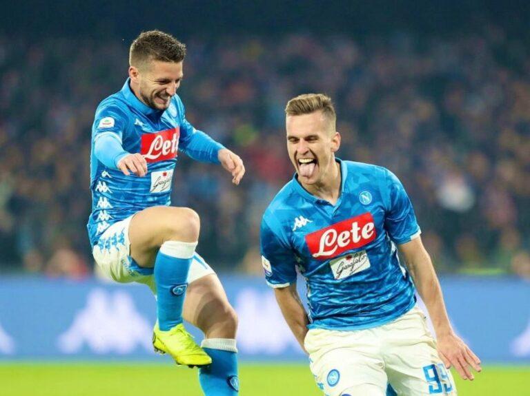 Serie A: Λύτρωση με Μέρτενς για τη Νάπολι!