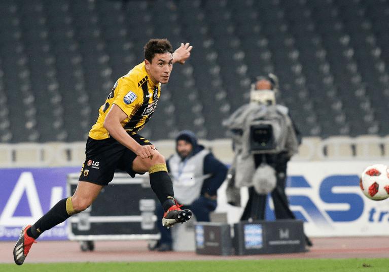 ΑΕΚ: Παίκτης του μήνα ο Πόνσε - Sportime.GR