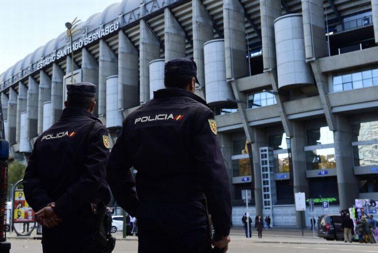 Ρίβερ-Μπόκα: 2.000 αστυνομικοί στους δρόμους της Μαδρίτης