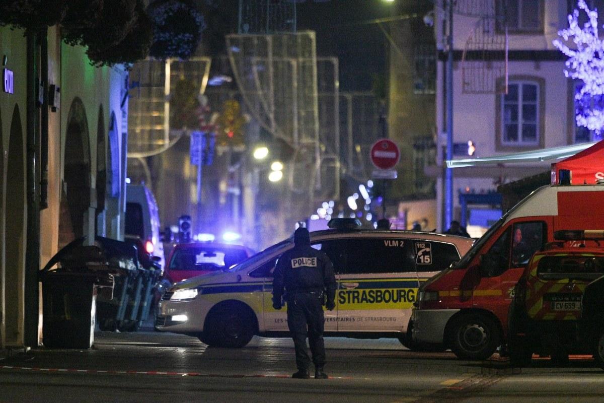 Γαλλία: Πυροβολισμοί στο Στρασβούργο – Νεκρός ο δράστης της επίθεσης!