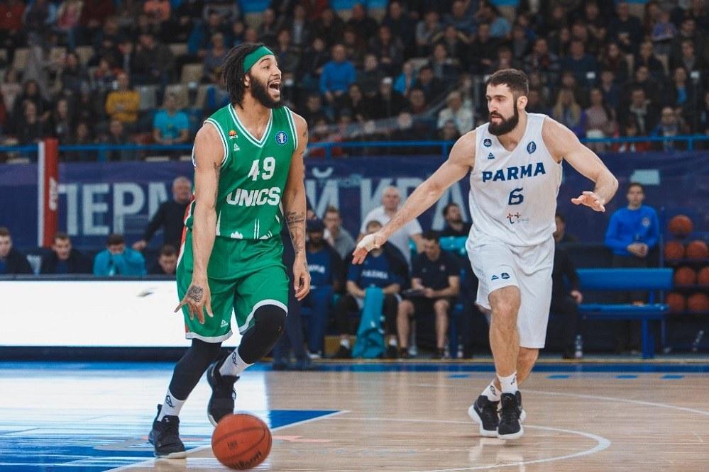 VTB League: Ήττα σοκ η Ούνικς και ο Πρίφτης (vids)