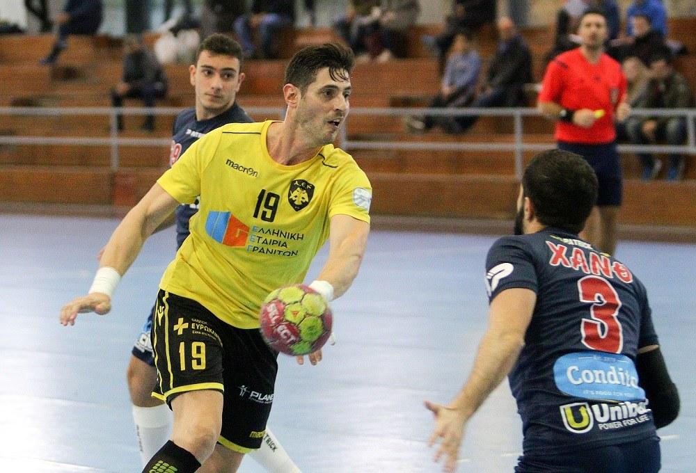 Handball Premier: Περίπατο η ΑΕΚ με τη ΧΑΝΘ