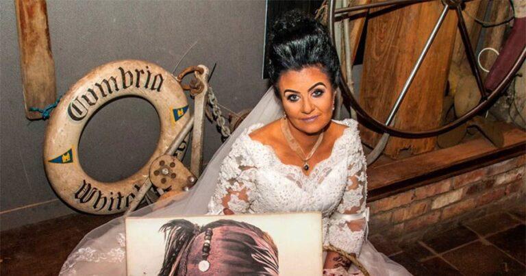 Γυναίκα παντρεύτηκε φάντασμα και το…χώρισε κιόλας (vid)