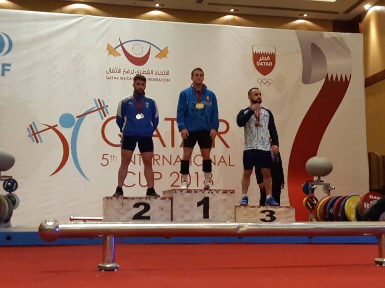 Άρση βαρών: Τρία μετάλλια και δύο πανελλήνια ρεκόρ στη Ντόχα