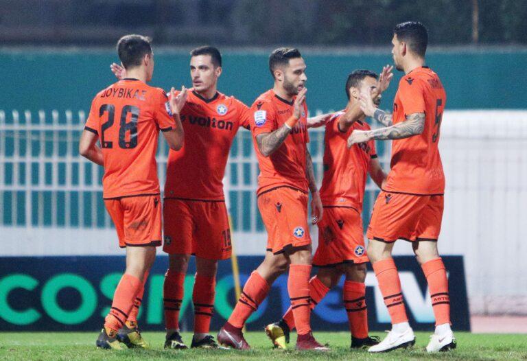 Απόλλων Παραλιμνίου-Αστέρας Τρίπολης 0-4: Πανηγυρική πρόκριση