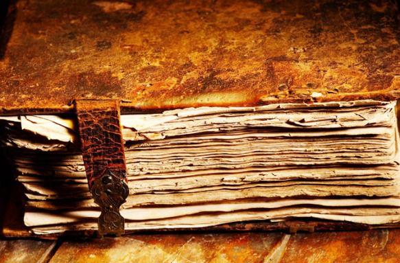 Το βιβλίο που μπορεί να σε σκοτώσει αναγνώστη μόνο με ένα άγγιγμα (pic)