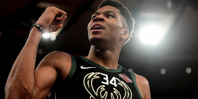 NBA: 14 τρίποντα οι Μπακς σε ένα ημίχρονο (vid)