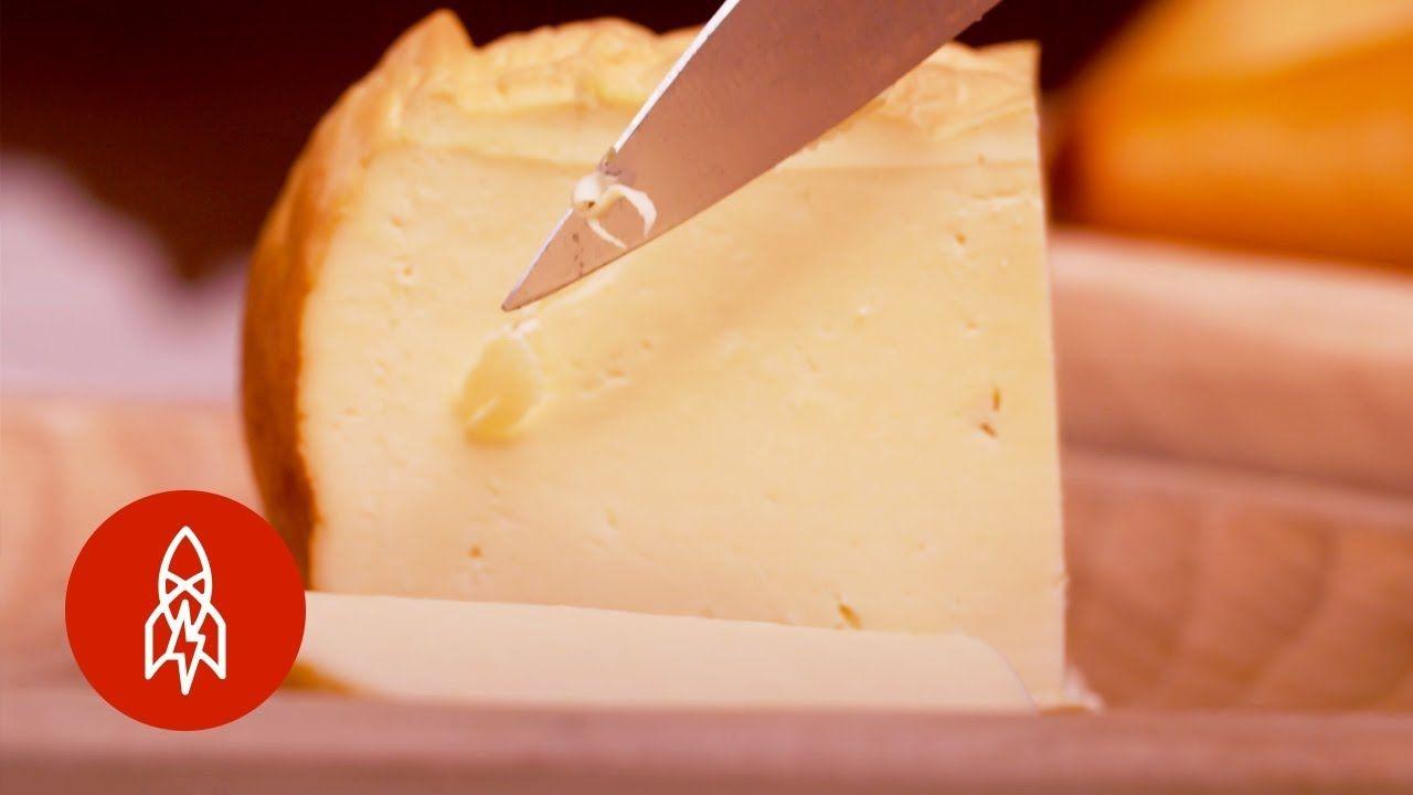 Το χρυσό τυρί που φτιάχνεται στα βουνά της Πολωνίας (vid)