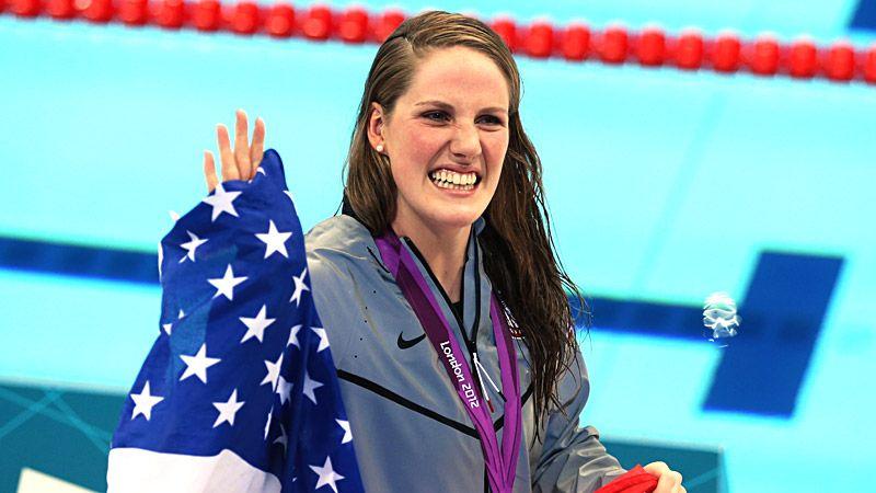 Κολύμβηση: Σταματά στα 23 της η Μίσι Φράνκλιν!
