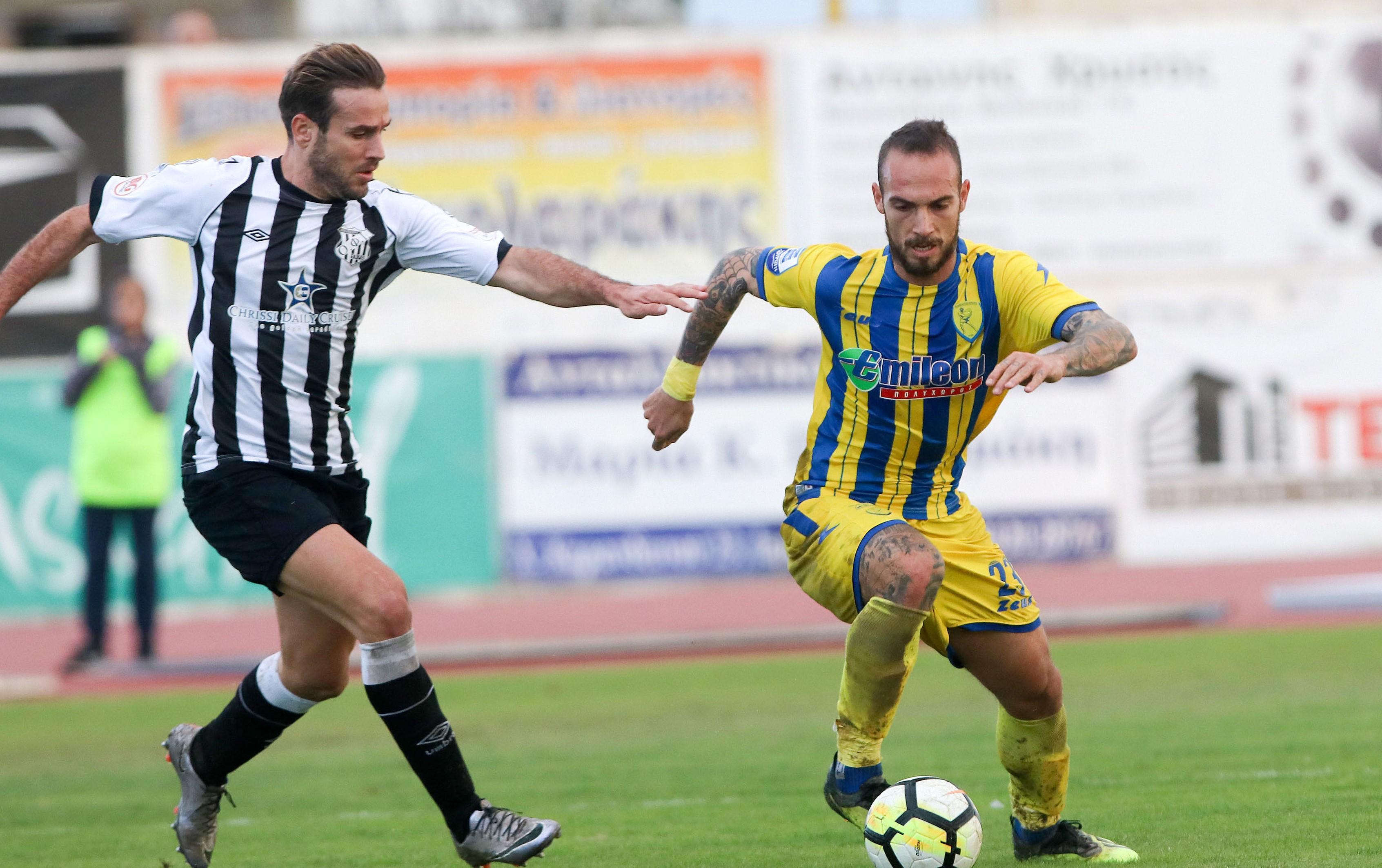 ΟΦ Ιεράπετρας – Παναιτωλικός 0-0: Έμεινε στο… μηδέν και αποκλείστηκε