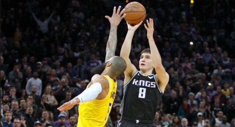 NBA: Ο Μπογκντάνοβιτς …ξέρανε τους Λέικερς! (vid)