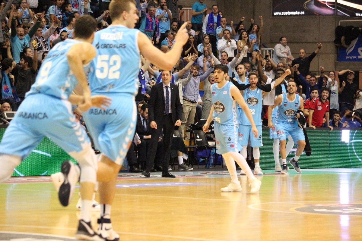 ACB: Σφαλιάρα για τη Ρεάλ Μαδρίτης από τη Λούγκο (vids)