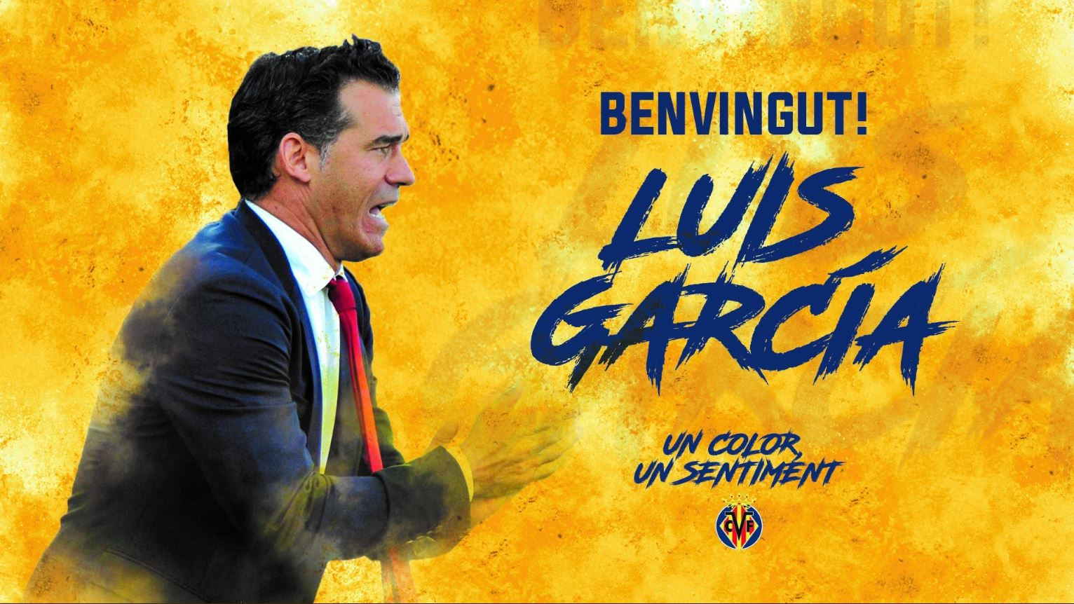 Νέος προπονητής της Βιγιαρεάλ ο Λουίς Γκαρθία - Sportime.GR