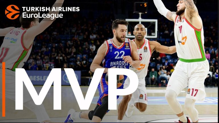 Euroleague: MVP Νοεμβρίου ο Μίτσιτς (vid)